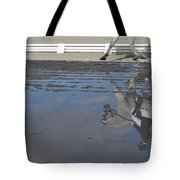 Grand Prix Reflected Tote Bag