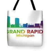 Grand Rapids Mi Tote Bag