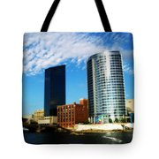Grand Rapids Michigan Is Grand Tote Bag