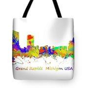 Grand Rapids  Michigan Usa Tote Bag