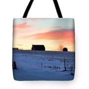 Grand Sunrise Tote Bag