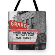 Grand Theatre Tote Bag