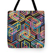 Grand Unified Theory Of Supersymmetrics Tote Bag