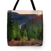 Grande Ronde Sunrise Tote Bag