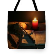 Grandfathers Bible Tote Bag