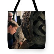 Grandfather's Stories Tote Bag