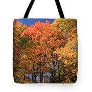 Grandma Red's Woods Tote Bag