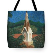 Grandmas Church Tote Bag