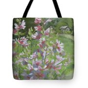 Grandma's Flowers Tote Bag