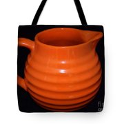 Grandmas Orange Juice Pitcher Tote Bag