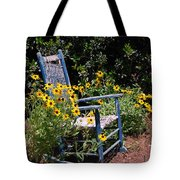 Grandma's Rocking Chair Tote Bag
