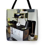 Grandma's Stove Tote Bag