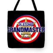 Grandmaster Version 2 Tote Bag