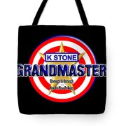 Grandmaster Version 2 Tote Bag