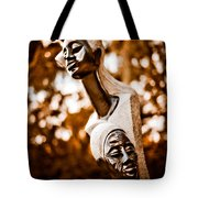 Grandmother Mother And Daughter Tote Bag