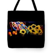 Grandmother's Quilt Tote Bag