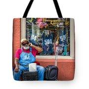 Grandpa Elliott Small Tote Bag