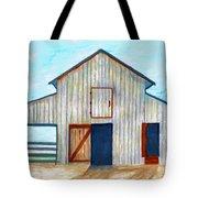 Grandpa's Barn Tote Bag