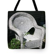 Grandpa's Chair Tote Bag