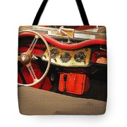 Grandpa's Garage Tote Bag