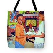 Grandpas Surprise Tote Bag