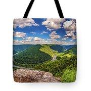 Grandview West Virginia Tote Bag
