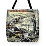 Granger Movement Tote Bag