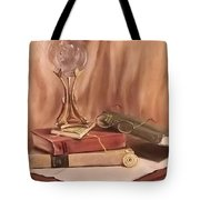 Grannie's Locket Tote Bag