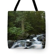 Granite Creek Tote Bag