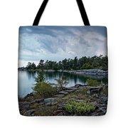 Granite Islands Tote Bag