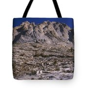 Granite Mountain Tote Bag