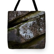 Granite Rock Close Up Tote Bag