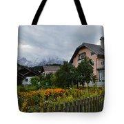 Kranjska Gora Tote Bag