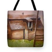Granny's Barn Tote Bag