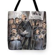 Grant Cartoon, 1880 Tote Bag