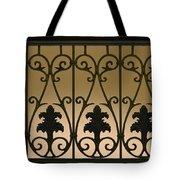 Grant Hotel San Diego Tote Bag