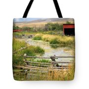 Grants Khors Ranch Vertical Tote Bag