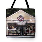 Granville Country Store Front View Tote Bag