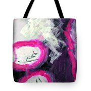 Grape Fizzies Tote Bag