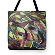 Grape Friut Tote Bag