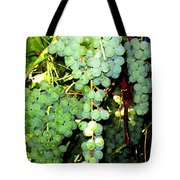Grape Harvest Tote Bag