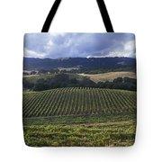 Grape Vines On Opolo Vineyards Tote Bag