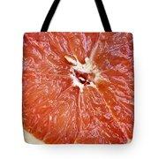 Grapefruit Half Tote Bag