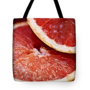 Grapefruit Halves Tote Bag