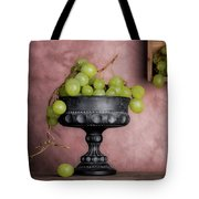 Grapes Centerpiece Tote Bag
