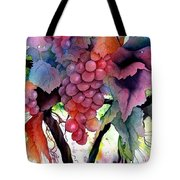 Grapes IIi Tote Bag