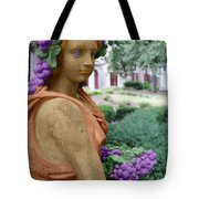 Grapes Of The Garden Tote Bag