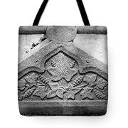 Grapevine Carving Tote Bag