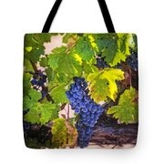 Grapevine With Texture Tote Bag