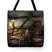 Graphic Artist - Master Press Tote Bag